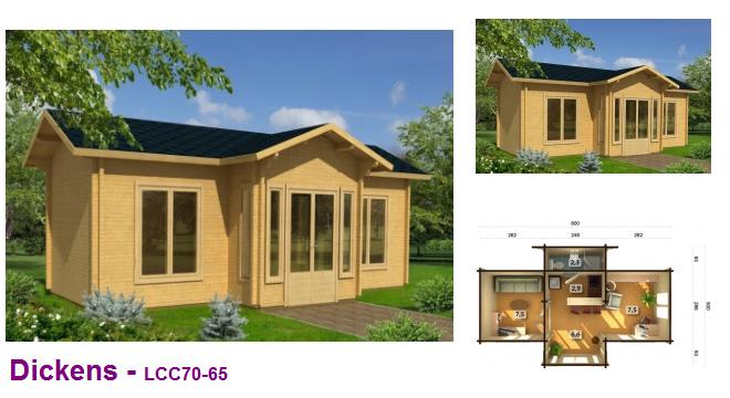 The Log Cabin Company
